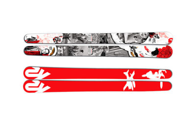 News – K2 Skis: Limited Edition – Shane McConkey Tribute Pontoon