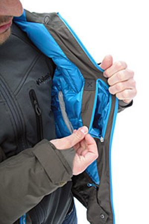 Powderhorn-Review-Test-Powderride-Down-Jacket-Innentasche