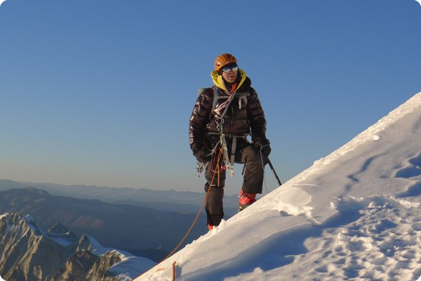Berghaus Ramche Jacket - tested by Nick Fowler