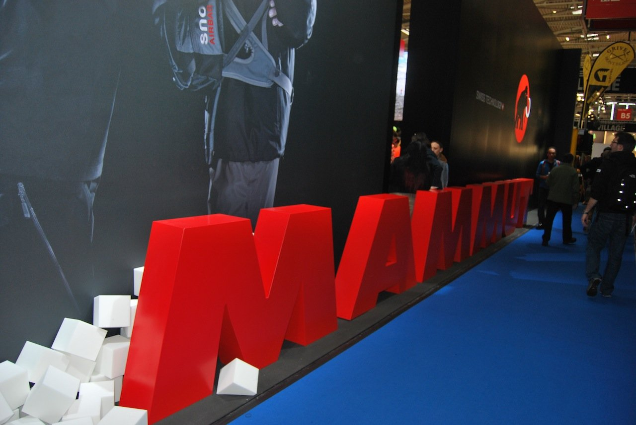 ISPO 2013 – MAMMUT Avalanche Safety: Mammut stellt neues Protection Airbag System vor