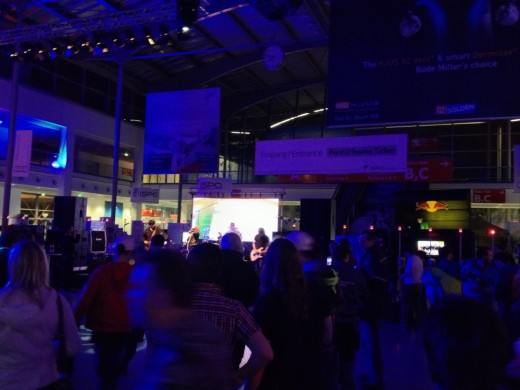 ISPO 2013: Ski und Outdoor Party. Prost!