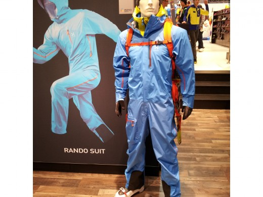 Haglofs RANDO AS SUIT - Gewinner des ISPO Awards in Gold