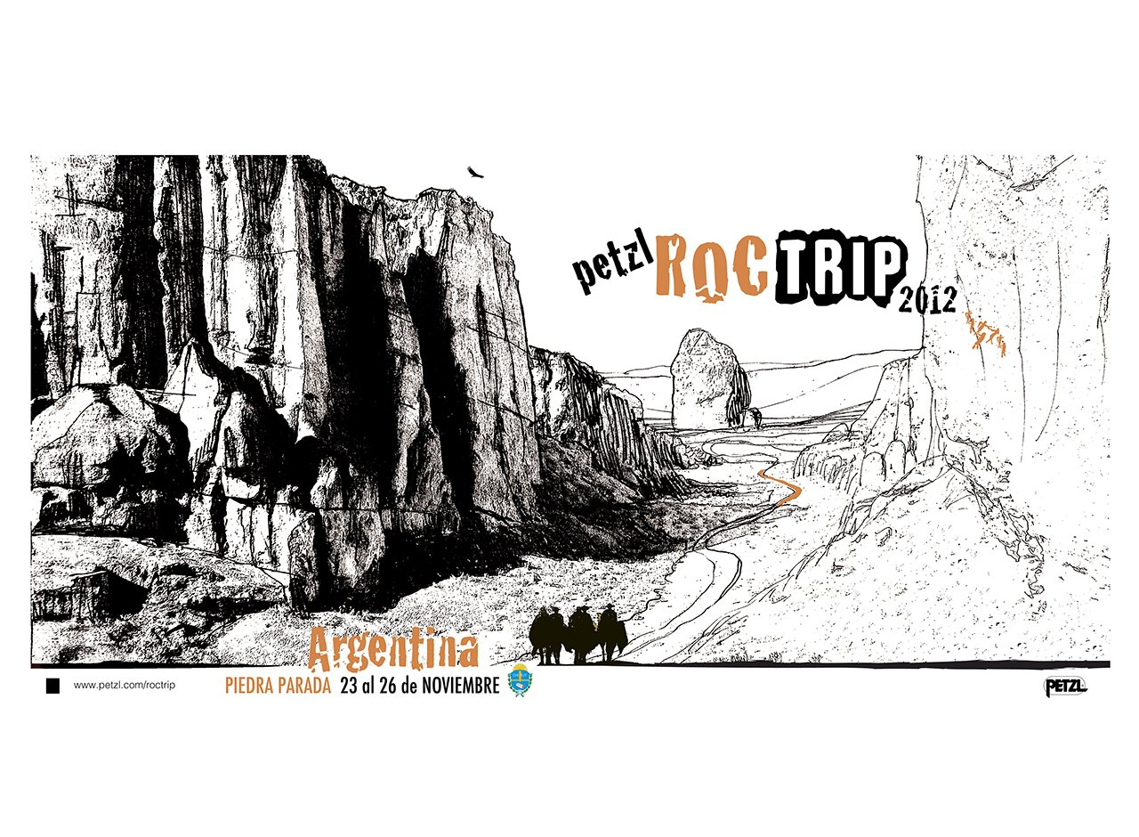 Official movie out now: Petzl Roctrip Argentina 2012