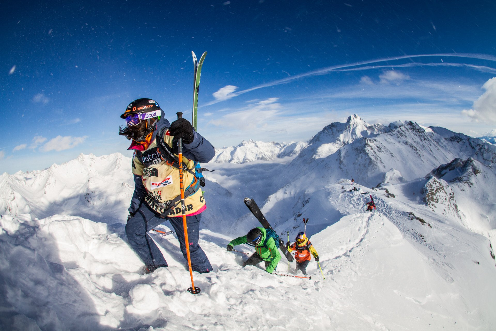 Event – Swatch Freeride World Tour 2016: FWT Proudly presents – die kühnsten Freeride-Profis der Welt