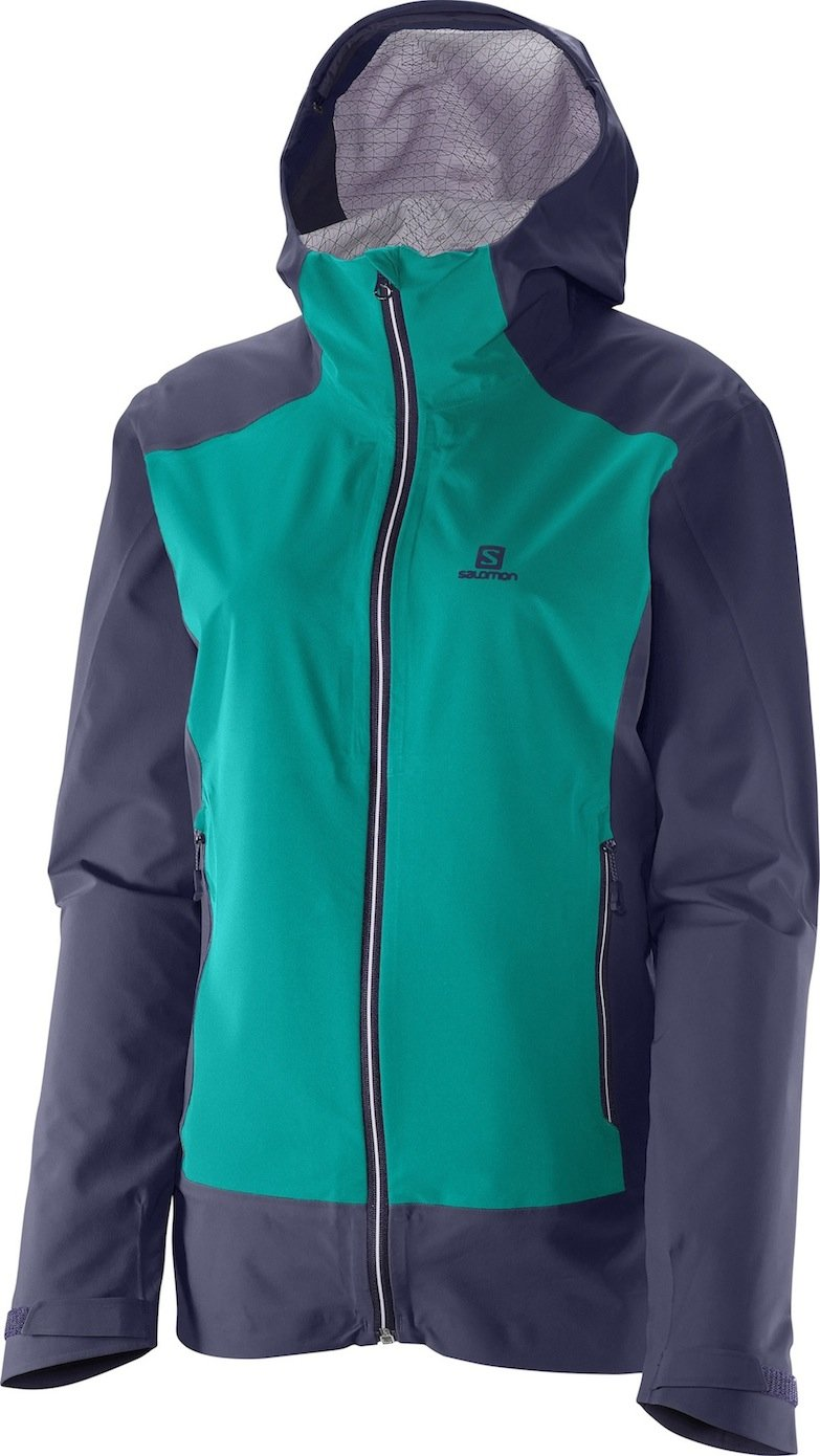 airFreshing_2016_Salomon_Sommerkollektion_Hiking_Hardshell_Women_nebula_stretch_25ljk_albluef
