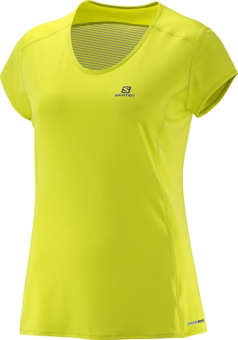 airFreshing_2016_Salomon_Sommerkollektion_Hiking_Women_Shirt_comet_plus_ss_yuzu