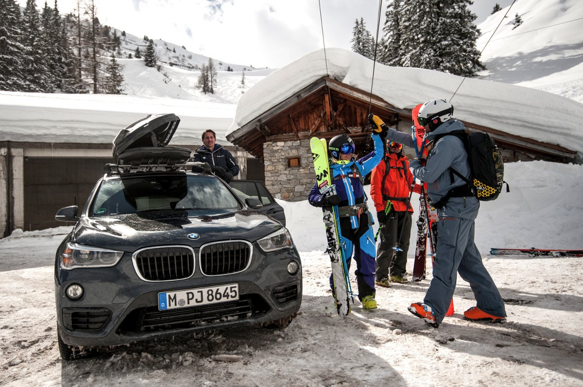 Event – Thule FreerideTestival 2017 presented by BMW xDrive: Testevent der Extraklasse in Saalbach, Warth-Schröcken und Kaunertal