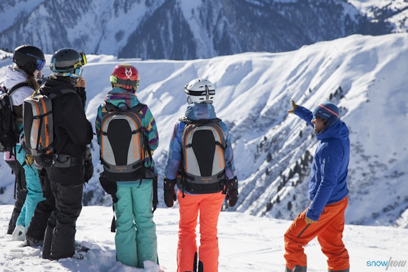 Event – SNOWHOW 2017: Safety First – kostenlose Workshops für Freerider und Skitourengeher