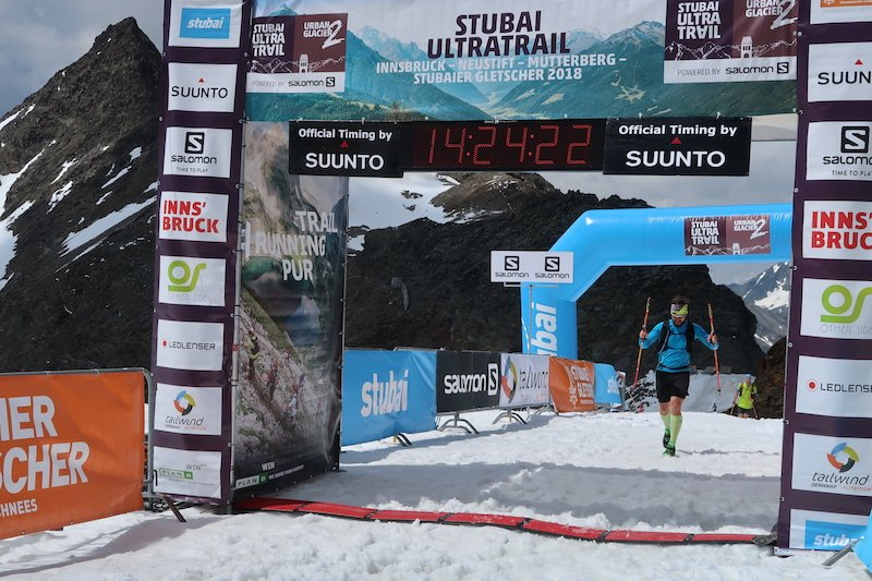Eventbericht – STUBAI ULTRATRAIL 2018  powered by SALOMON: Auffi geht's zum Stubaier Gletscher – ein Trailevent mit Höhen und Tiefen