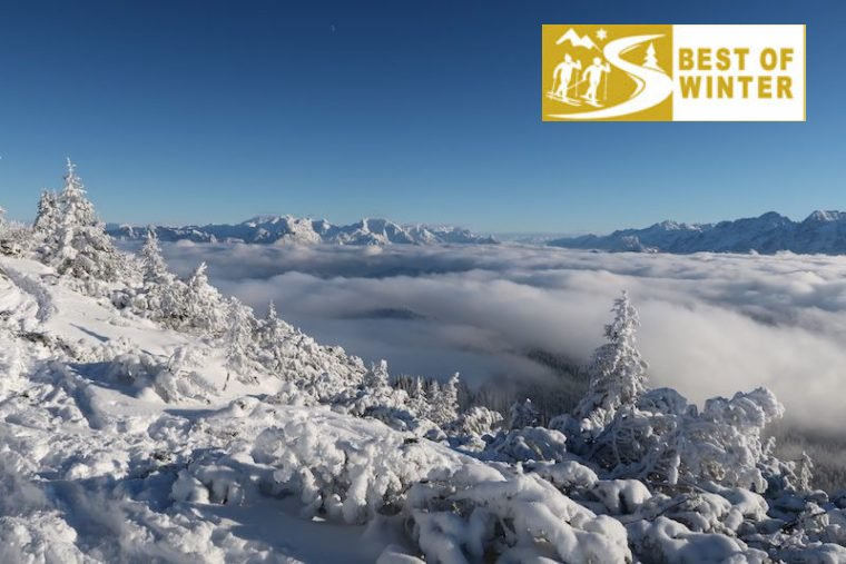 Winter – Best of Winter & Winter-Flow-Feeling: Die Entdeckung der Langsamkeit beim sanften Wintersport in Osttirol