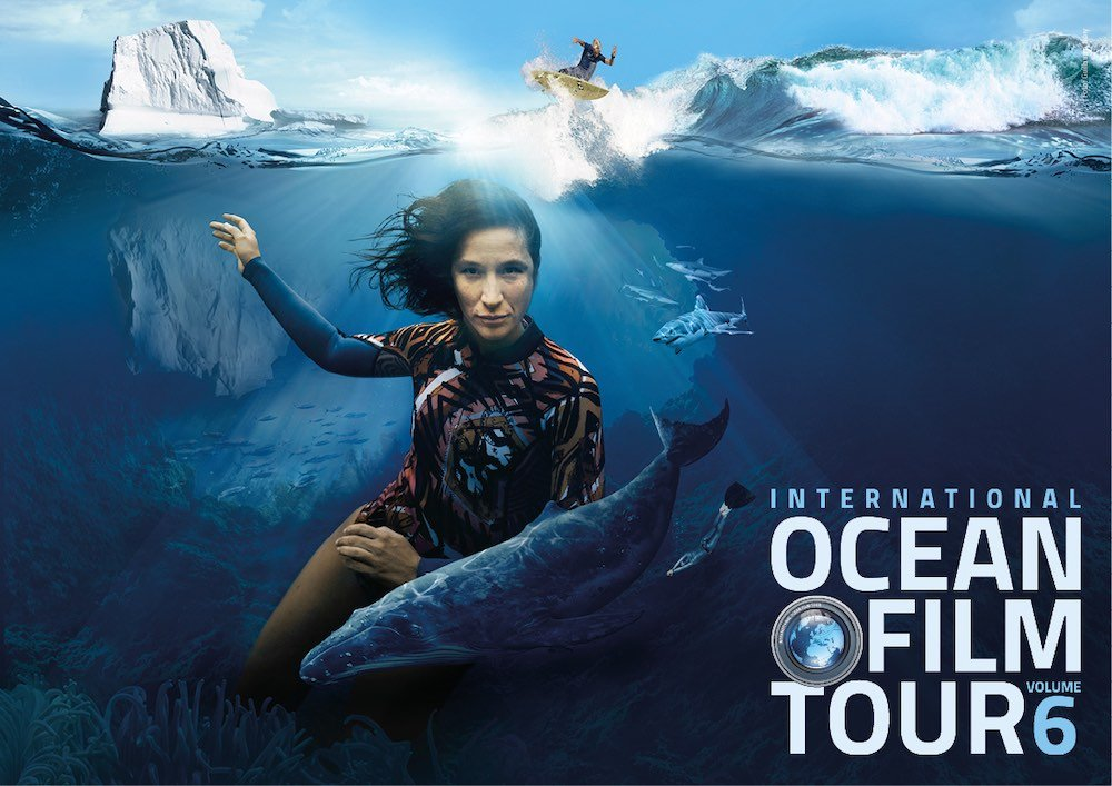 Event – International Ocean Film Tour 2019 (IOFT): Adventure, Action, Ocean Life – Faszination der Meere auf großer Leinwand
