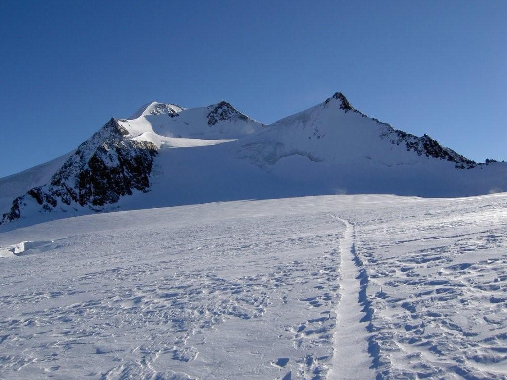 Ziele – Wildspitze: (Ski-)Hochtour auf die Wildspitze im Pitztal (Tirol)