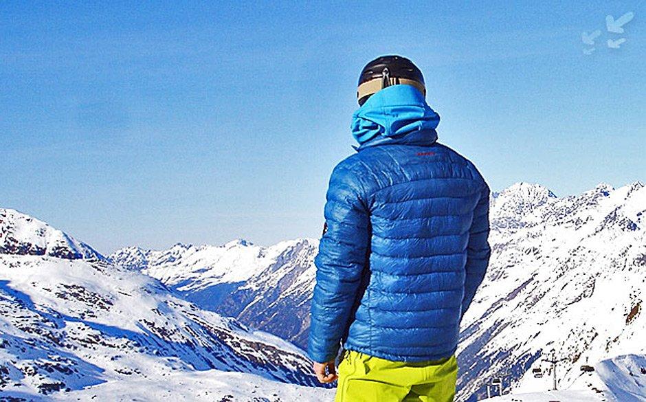 News – ISPO 2016: Daunenjacken für Wintersportler – die Highlights für die Wintersaison 2016/17