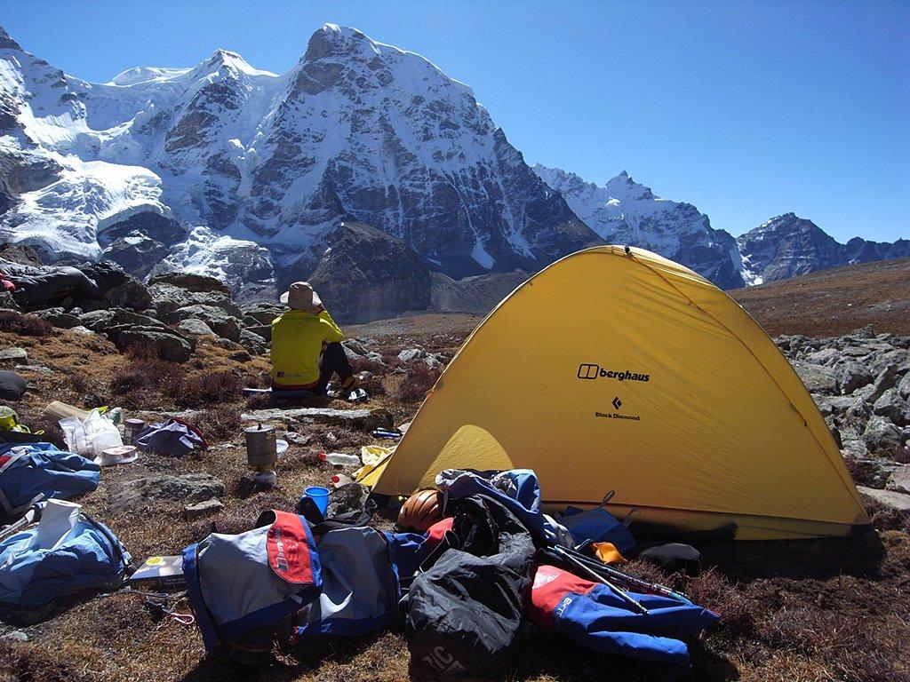Erfolg in Nepal: Mick Fowler und Dave Turnbull gelingt Erstbesteigung des Gojung
