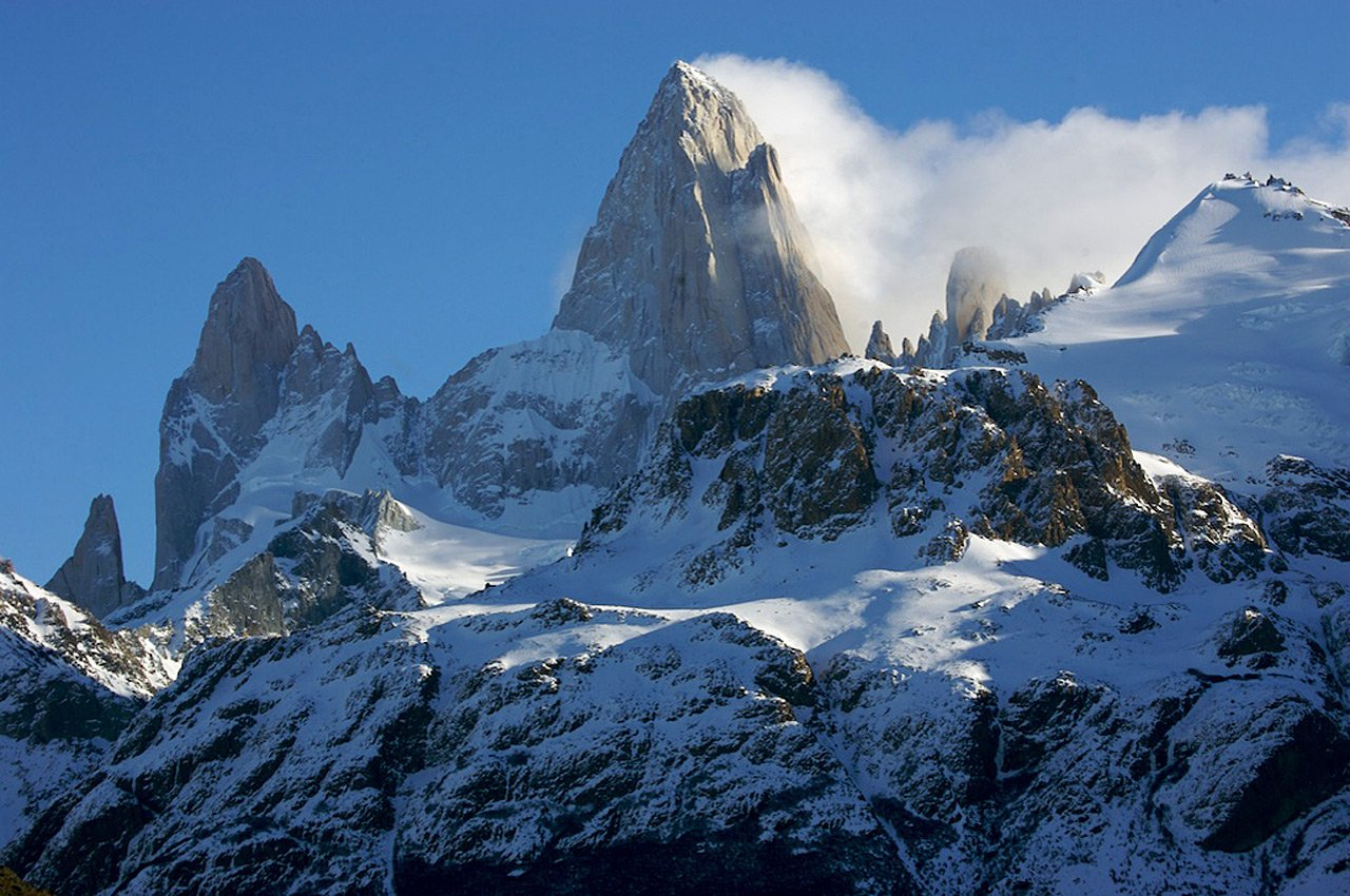 Stefan Glowacz in Patagonien: Im Januar 2012 will er eine neue Route am Fitz Roy eröffnen