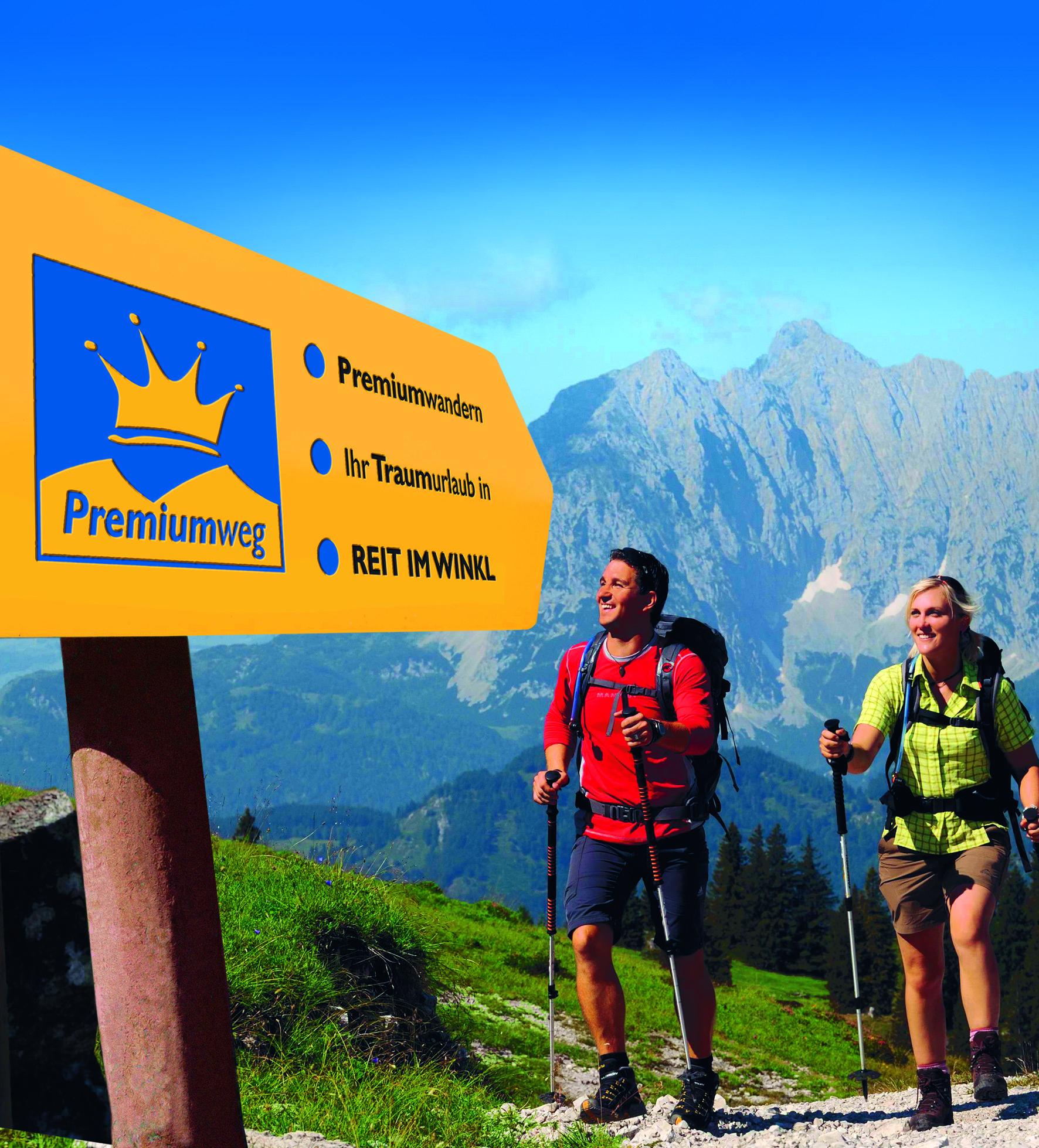 Chiemgau Tourismus e.V. – Chiemgauer Wanderherbst: Chiemgauer Wanderherbst feiert 10-jähriges Jubiläum