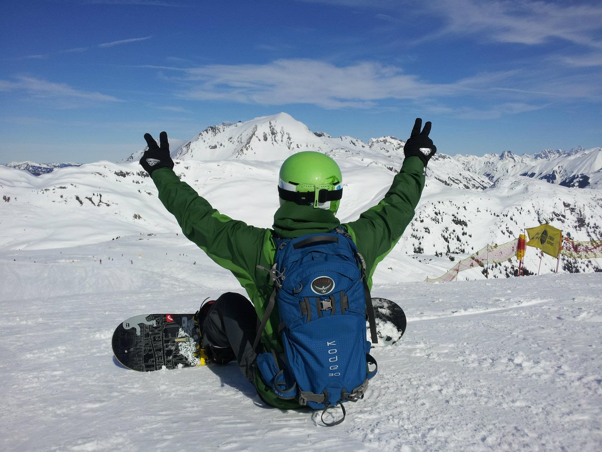 Head Snowboards - The Evil Kers - Freestyle-Snowboard für jede Menge Fahrspaß im Funpark und auf der Piste