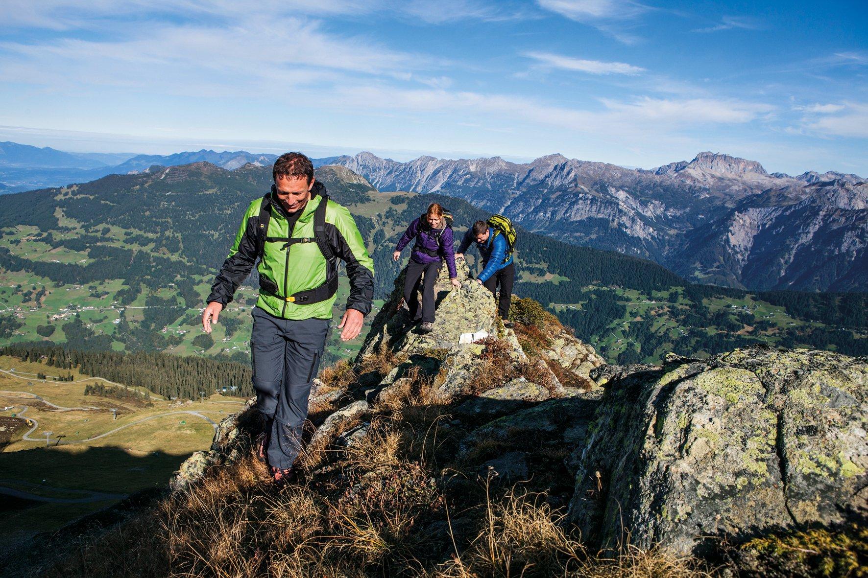 Ziele – Silvretta Montafon: Abenteuer, Spaß und jede Menge Action für Gipfelstürmer