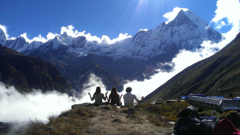 Reisebericht – airFreshing Nepal-Trip 2013: Namaste Nepal – zwei Münchner Frischluftfans im Land der höchsten Berge