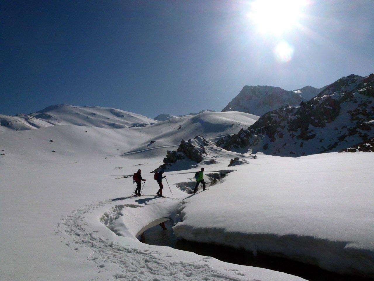Reisebericht – Antalya / DAV Summit Club: Wenn ich im Schnee steh, brauch ich kein Meer mehr!
