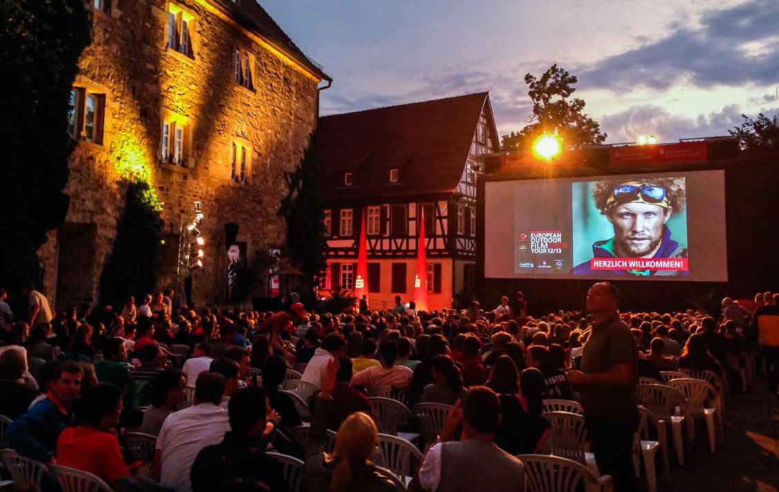 Events – E.O.F.T. Open Air 2014: Die besten Outdoor- und Abenteuerfilme unter freiem Himmel!