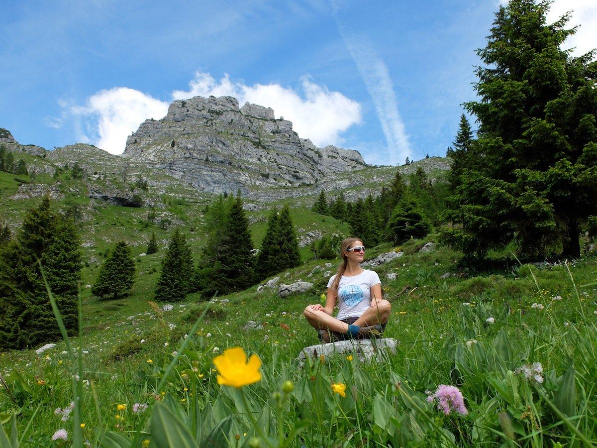 Reisebericht – Trentino / Dolomiten: 4 Tage Rock'n'Roll – mit dem T3 Camper zum Lago di Molveno im Trentino