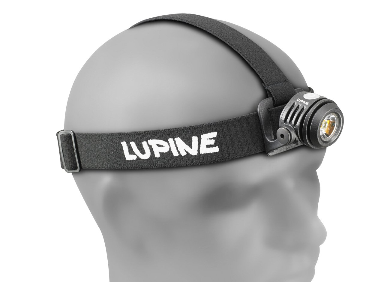 News – Lupine: Stirnlampe NEO X2 – Neu, jung, ungewöhlich und revolutionär