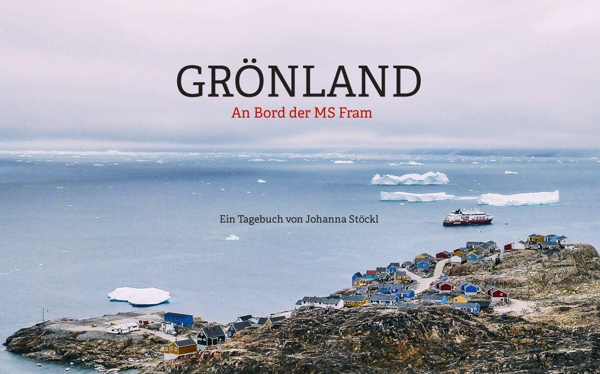 Reisebericht – Grönland: From Diskobucht to Diskobucht – Traumreise zu den schönsten Eisbergen der Welt