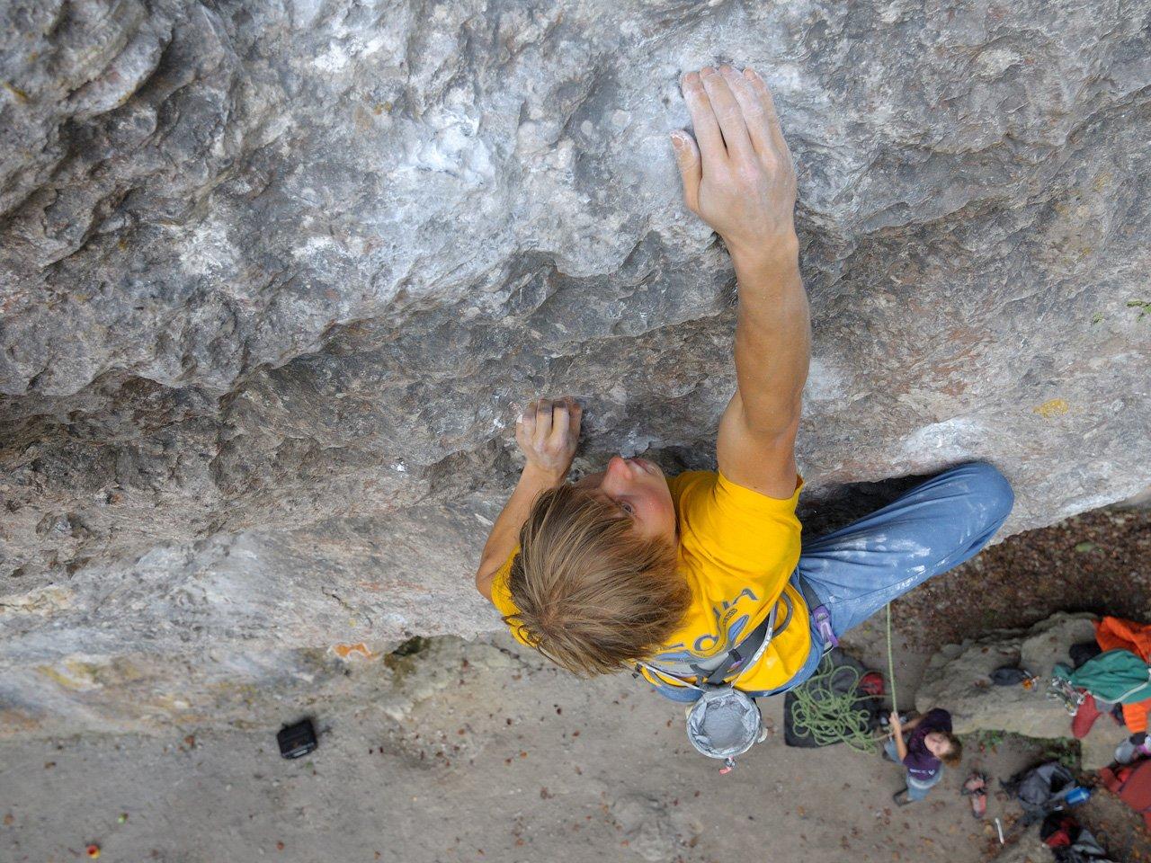 """Portrait – Patagonia Ambassador: """"Klettern ist das Beste was mir passieren konnte!"""" – Alexander Megos im Interview"""