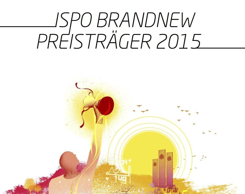 News – ISPO BrandNew Award 2015: Newcomer-Wettbewerb feiert Einreichungsrekord & die Gewinner der Sportbranche