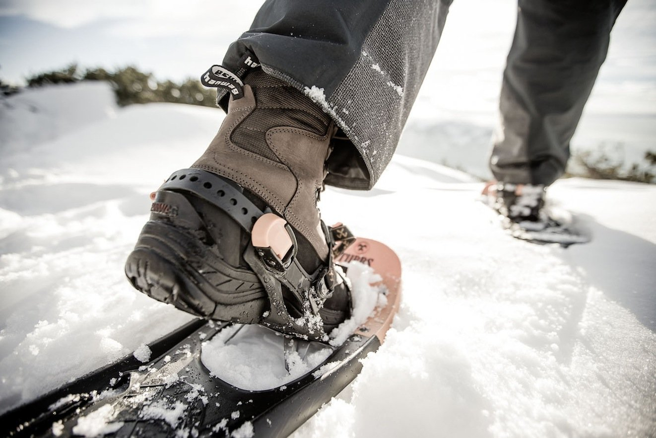 News – Hanwag Abisko GTX®, Fjäll Extreme GTX® & Torne GTX®: Wintermodelle mit spezieller Auflage für Schneeschuhe