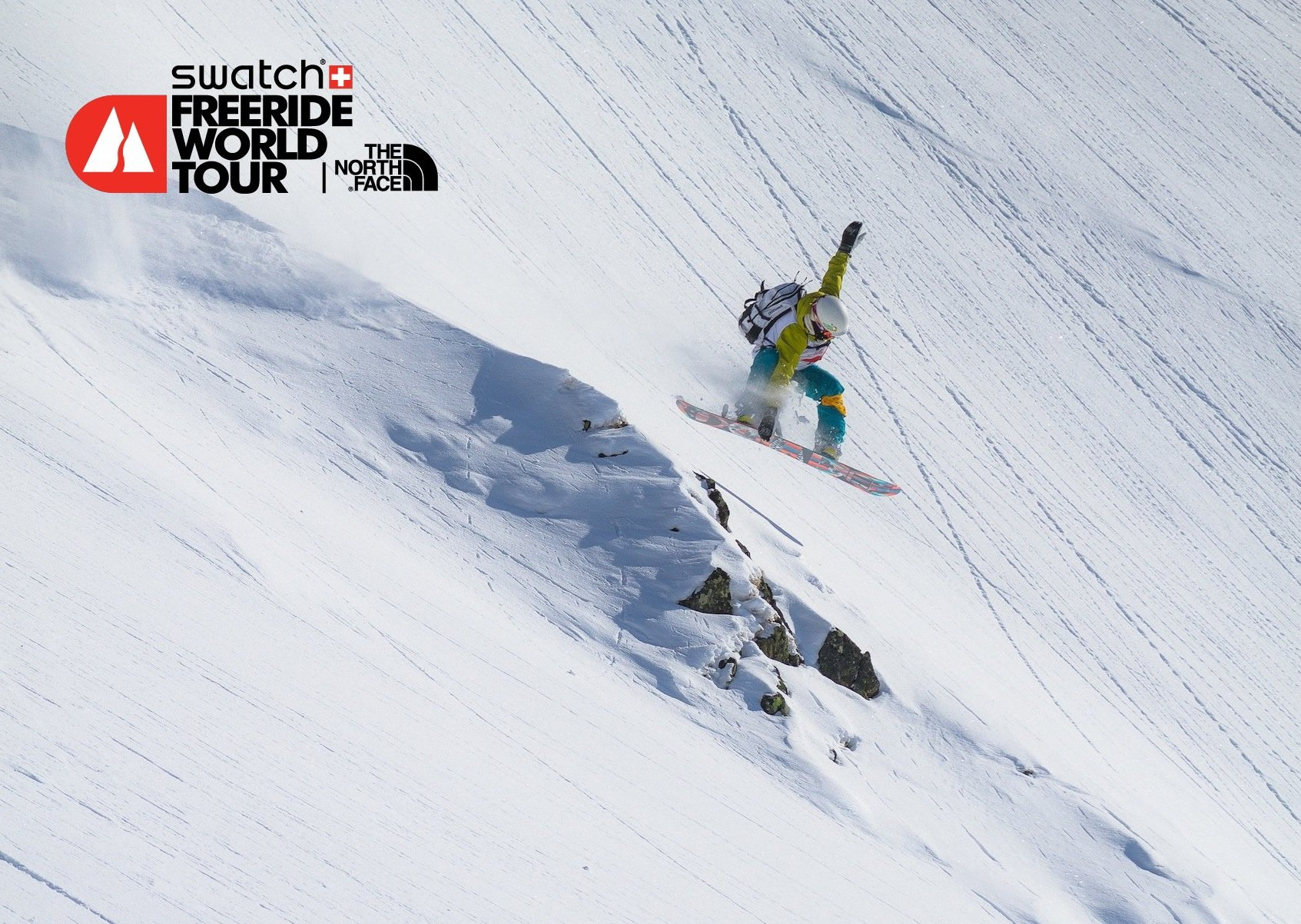 Event – Swatch Freeride Tour 2015 by The North Face®: Internationale Freeride-Szene trifft sich wieder in Fieberbrunn (Kitzbühler Alpen)