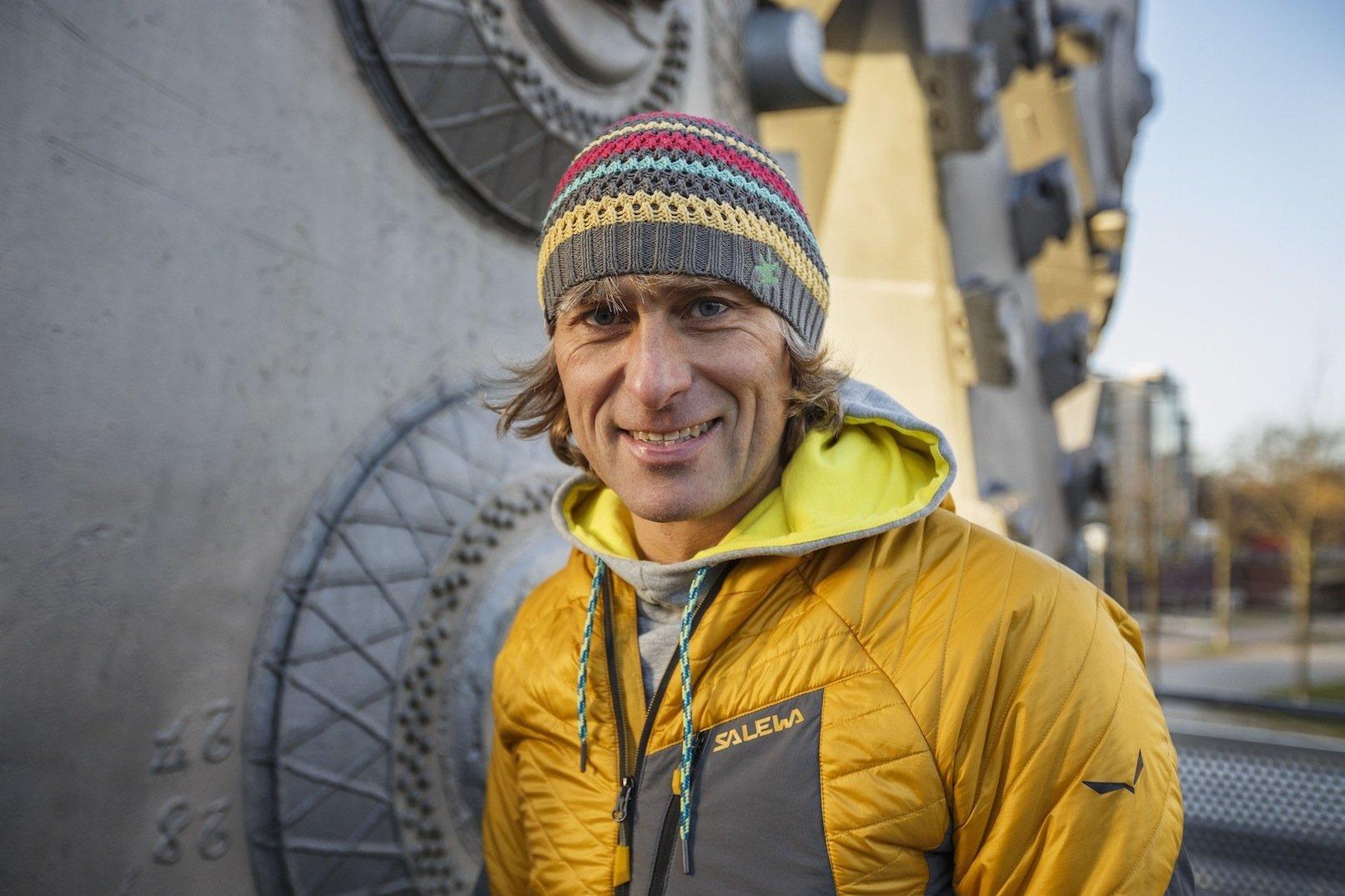 Portrait – SALEWA-Athlet Michi Wärthl: Get vertical – auch Deutschlands bester Allroundbergsteiger hat noch Träume
