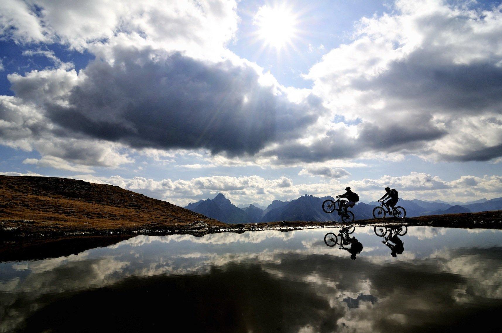 Portrait – Stoneman / Roland Stauder: Der Herr der Steine und sein ganz persönliches Mountainbike-Event