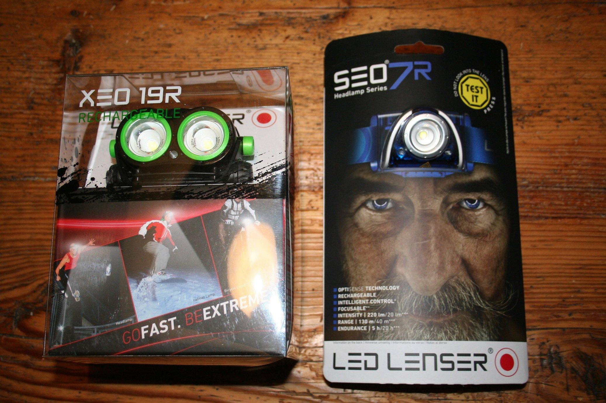 Testbericht – LED LENSER® XEO19R & SEO 7.0: Es werde Licht – der hellste Outdoorspaß dank innovativer Stirnlampen