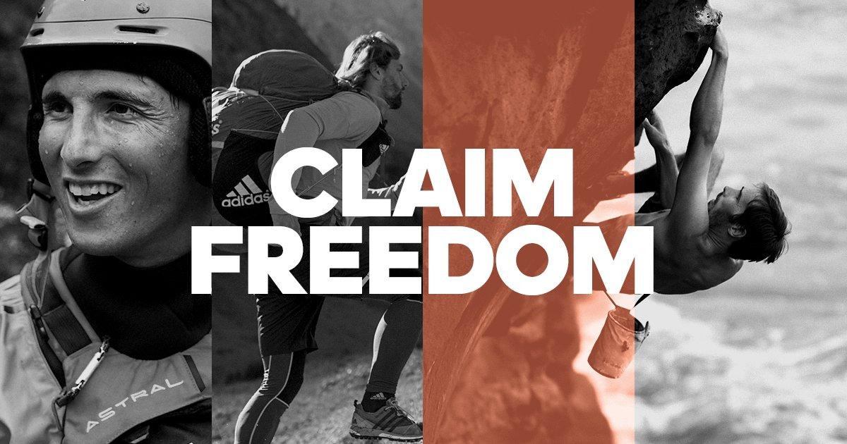 News – adidas Outdoor #claimfreedom: Realisiere dein eigenes Abenteuer mit adidas Outdoor