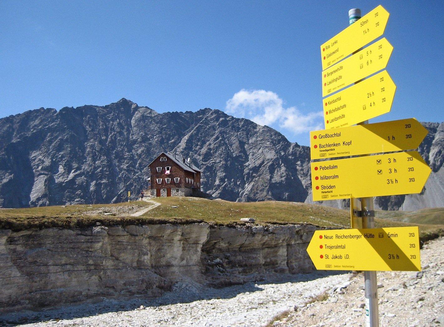 News – Wandersommer 2016: Alpenvereinshütten von DAV und ÖAV starten in die neue Sommersaison