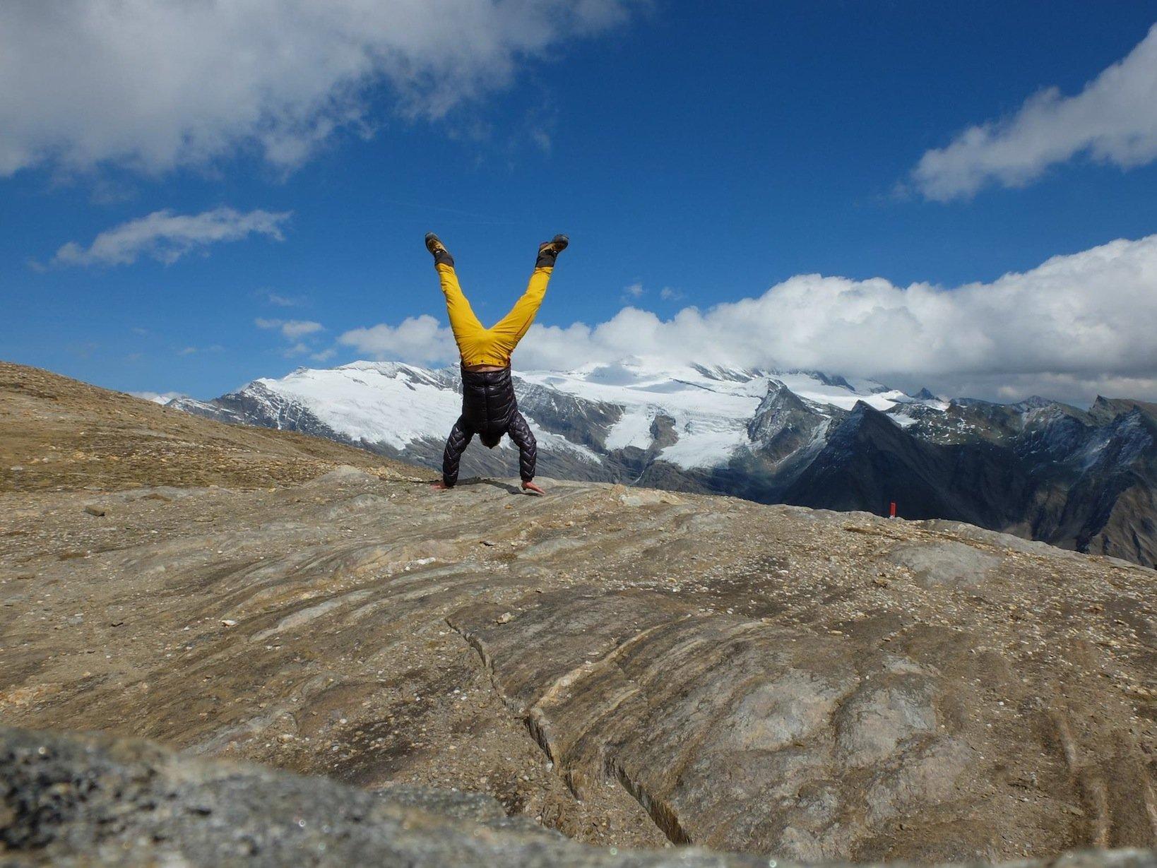 Testbericht La Sportiva Nepal Evo GTX: Füße hoch mal anders  - im Einsatz auf dem Adlerweg (© airfreshing.com)
