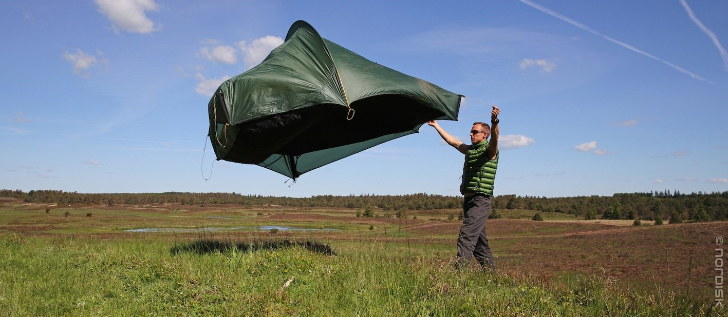 News – Nordisk Telemark 1 ULW / Oscar +10° / Grip 2,5: Zelt, Isomatte & Schlafsack – wenn Freiheit weniger als 1.500 Gramm wiegt