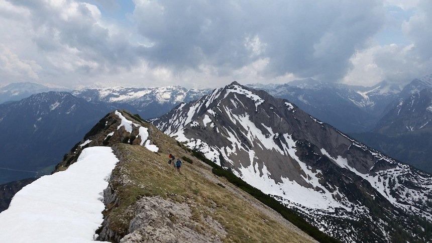 Ziele – Bergverlag Rother: Zwei neue Traumrouten zur Überquerung der Alpen in 9 bis 28 Tagen