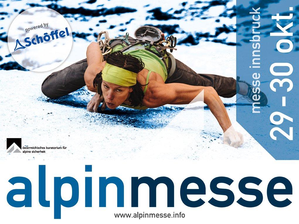 Event – Alpinmesse Innsbruck 2016: Alpines Gipfeltreffen in der Hauptstadt der Alpen – 2×2 Freikarten zu gewinnen