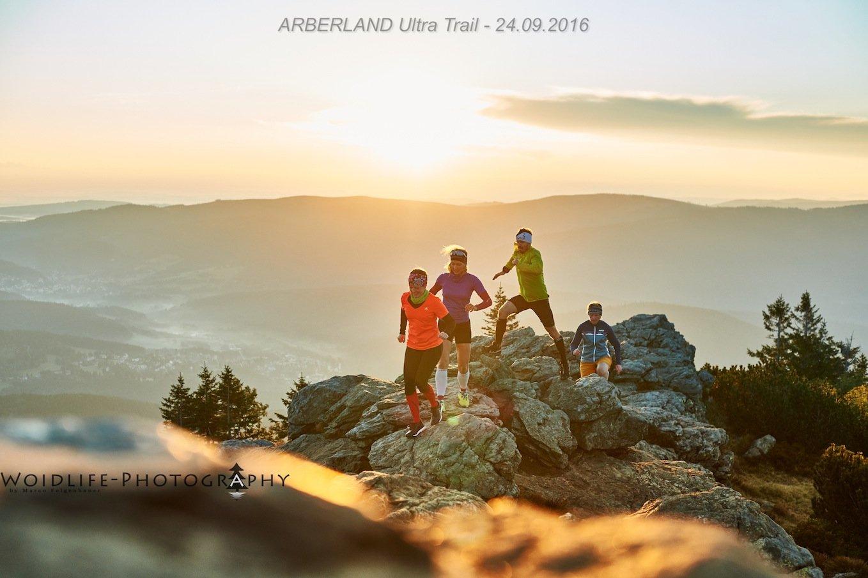 Event – ARBERLAND Ultra Trail 2016: Der Weg ist das Ziel – neuer Trailrunning-Event für die ganze Familie