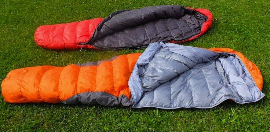 Ratgeber – Schlafsäcke: Daune oder Kunstfaser – darauf kommt es beim Kauf eines Schlafsacks an