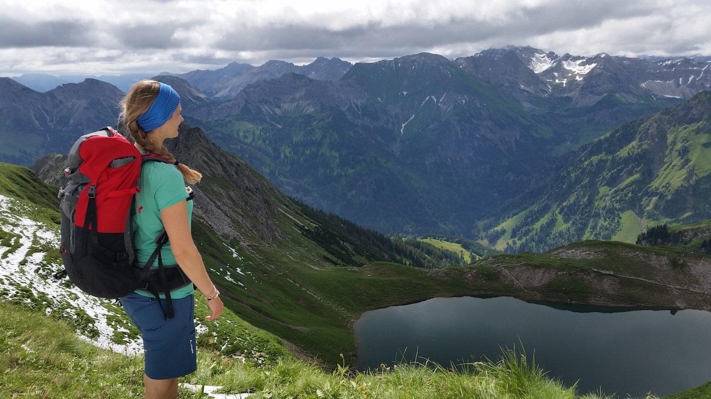 Ziele – Großer Daumen (2.280m): Mittelschwere Rundtour in den Allgäuer Alpen für Gipfelknipser & Bergliebhaber