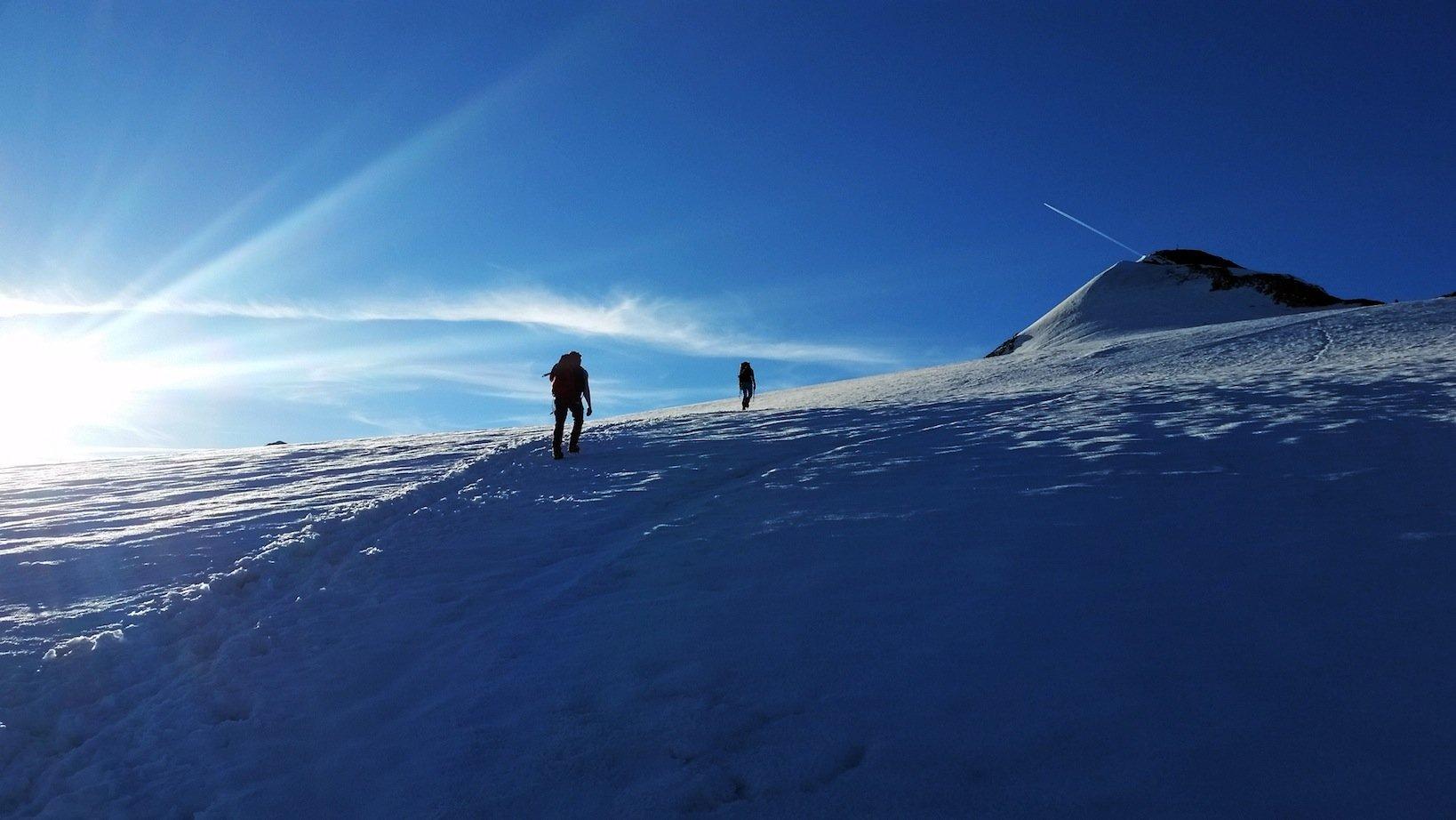 Ziele – Similaun (3.603m): Leichte Hochtour mit spektakulärer Gratüberschreitung in den Ötztaler Alpen