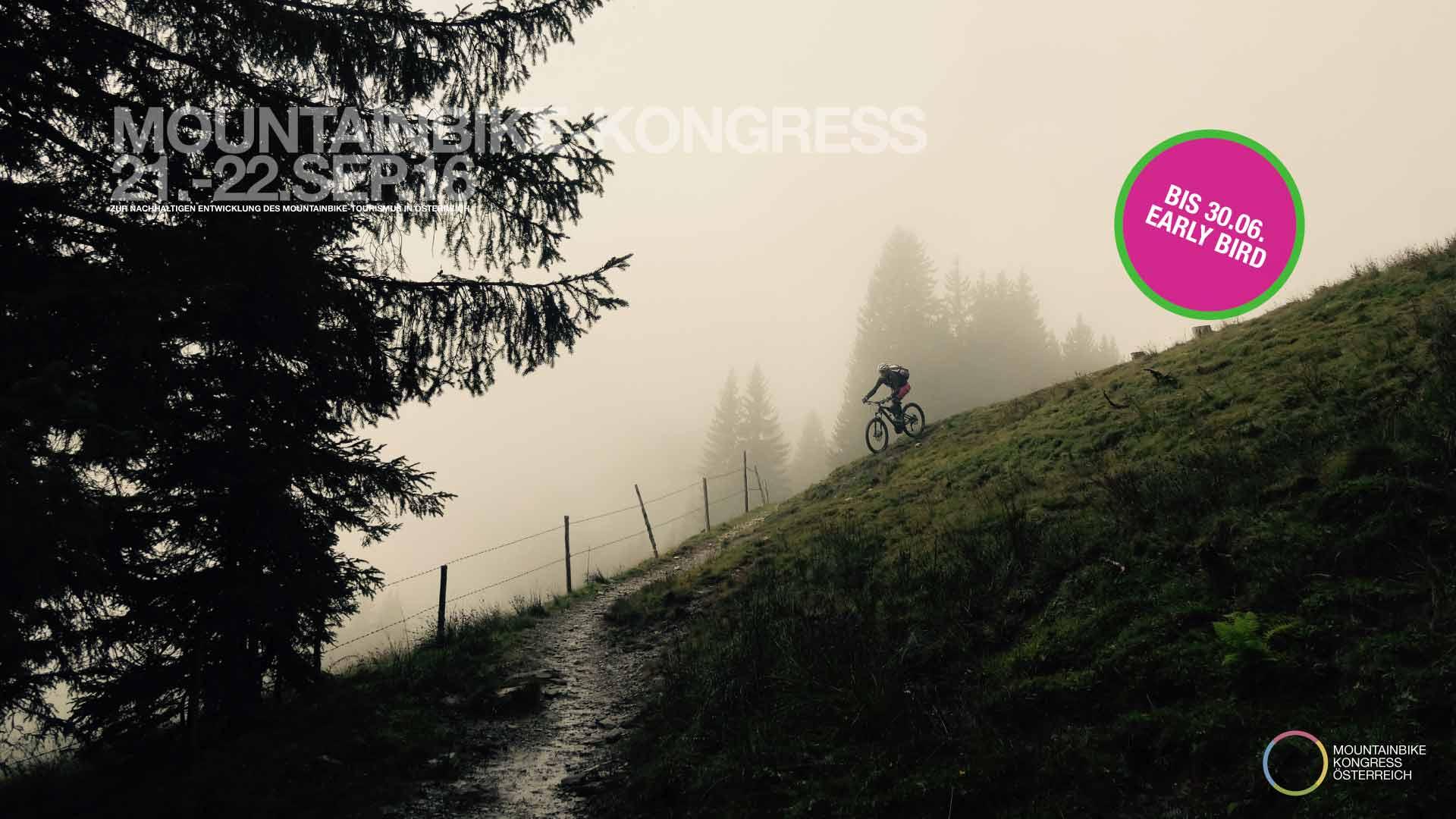Event – Mountainbike-Kongress Saalbach-Hinterglemm 2016: Mit Leidenschaft zur Nachhaltigkeit – Mountainbiken als Freizeitsport der Zukunft?