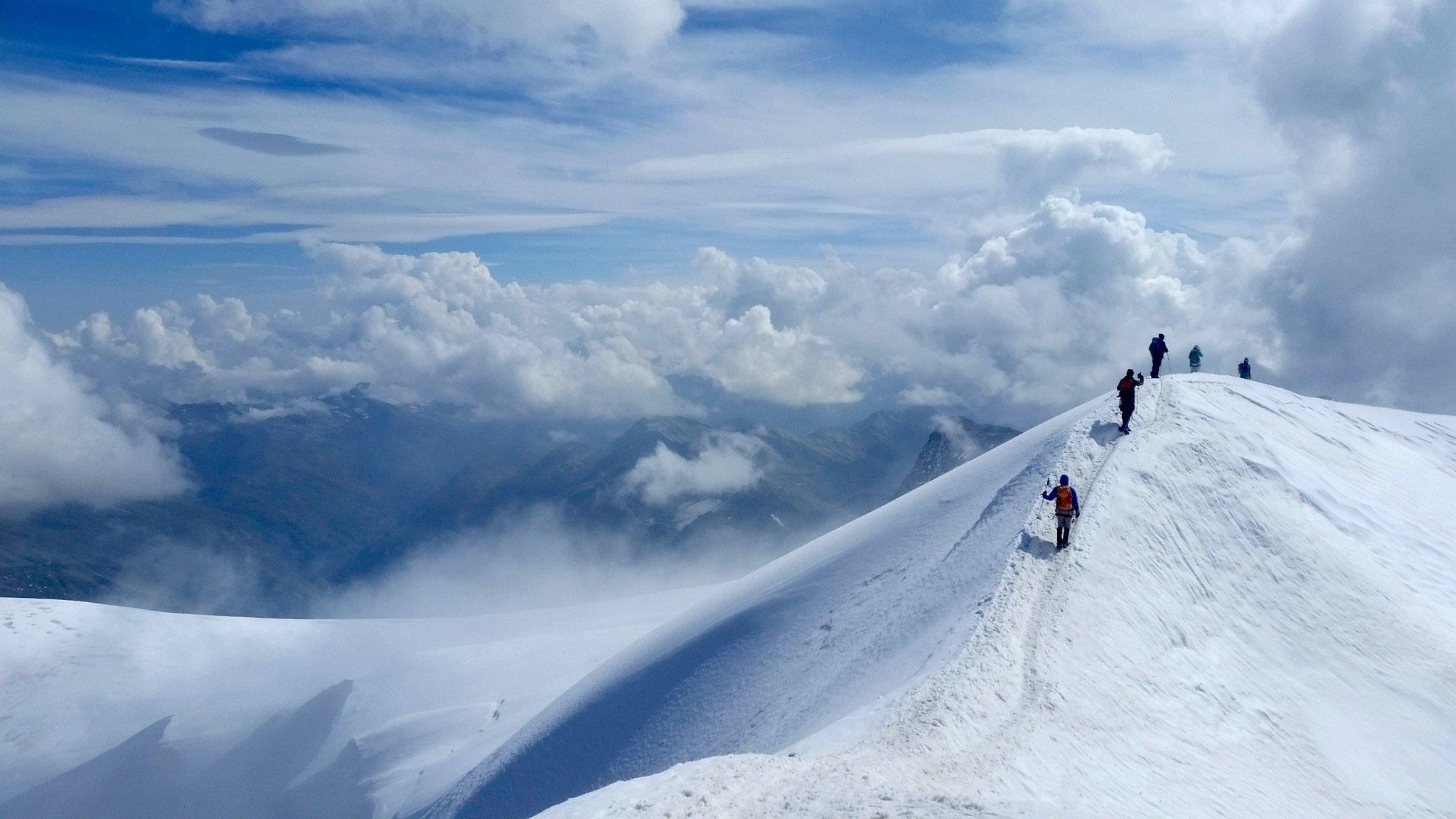 Ziele – Großvenediger (3.657m): Konditionell anspruchsvolle Hochtour auf Österreichs dritthöchsten Gipfel