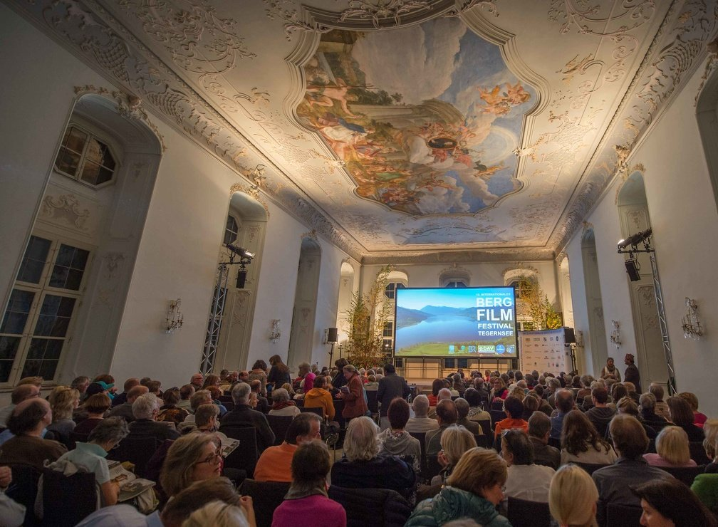 Event – Internationales Bergfilm-Festival Tegernsee 2016: Cineastische Expedition in die fantastische Welt der Bergfilme
