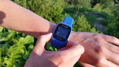 Testbericht Polar M400: Die Sportprofile können individuell konfiguriert werden (© airfreshing.com)