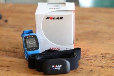Testbericht Polar M400: Auf Wunsch ist der Trainingscomputer auch mit H7 Herzfrequenzsensor erhältlich (© airfreshing.com)